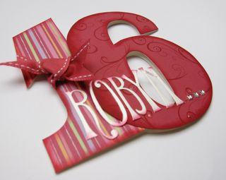 Robyn card