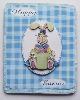 Rabbit wallet front
