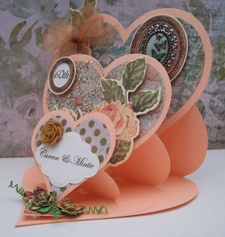 Betsy_triple_heart_easel_card